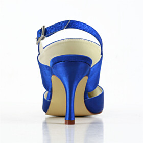 Formal Dress Shoes 3 inch High Heel Pointed Toe