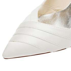 2021 3 inch High Heel Formal Dress Shoes Bridal Shoes Pointed Toe Elegant Pumps
