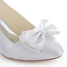 Dress Shoes Slingbacks Mid High Heeled 2020 Slip On Elegant Bridal Shoes Pumps